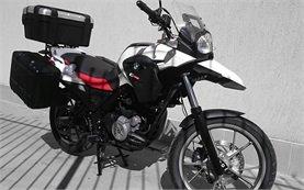 2013 BMW G 650 GS - Motorradvermietung
