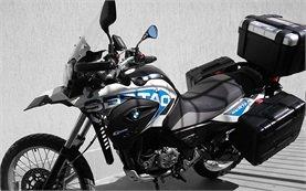 2013 BMW G 650 GS SERTAO - Motorradvermietung