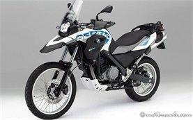 2013 BMW G 650 GS SERTAO - Motorradvermietung Burgas