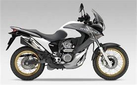 2013 Honda Transalp 700cc Motorradvermietung in Mallorca