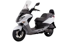 2013 SYM Joyride 125cc - скутер на прокат Нице