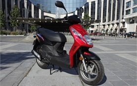 2013 SYM Orbit 50cc - rent a scooter in Nice