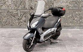 2013 Yamaha X-Max 125 - scooter rental Madrid