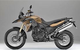 2014 БМВ Ф 700 GS мотоциклет под наем Сардиния