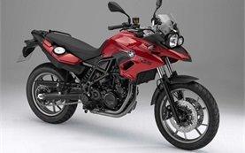 2014 BMW F 700 GS - alquiler de motocicletas en Grecia