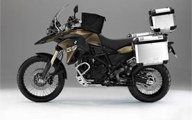 2014 BMW F800 GS - Motorradvermietung in Zagreb