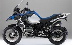 2014 BMW R 1200 GS Adventure - мотоциклет под наем в Милано