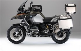 2014 BMW R 1200 GS Adventure - rent a motorbike in Lisbon