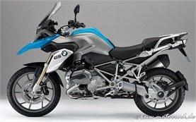 2013 BMW R 1200 GS - motorradvermietung in Mallorca
