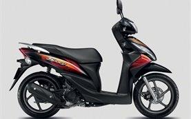 2014 Хонда Спейси 110 - скутер под наем в Измир