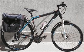 2016 CROSS TOURING LUX - bicycle rental Greece