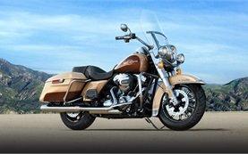 2016 Harley-Davidson Road King - motorbike rental Bilbao
