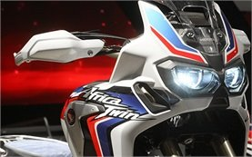 2016 Honda CRF1000L AFRICA TWIN motorbike rental in Lisbon