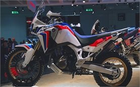 2016 Honda CRF1000L AFRICA TWIN Motorradverleih in Istanbul