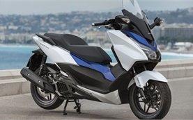 2016 Honda Forza 300cc - прокат скутеров в Лиссабоне