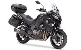 2016 Kawasaki Versys 1000 Grand Tourer мотоциклет под наем Барселона