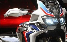 2017 Honda CRF1000L AFRICA TWIN motorbike rental in Barcelona