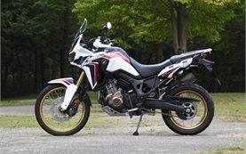2017 Honda CRF1000L AFRICA TWIN motorbike rental in Malaga