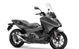 2017 Honda Integra 750 DCT ABS - Motorradvermietung in Lissabon
