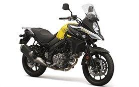 2017 Suzuki V-strom 650cc - motorbike rental in Malaga
