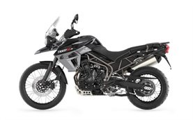 2017 Triumph Tiger 800 XC - rent a bike in Malaga
