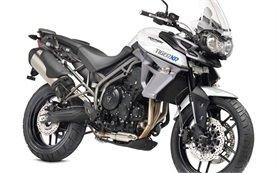 Triumph Tiger XR 800 - аренда мотоцикла Малага