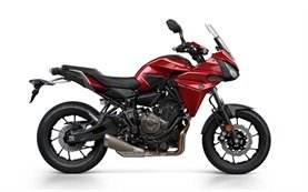 2017 Yamaha Tracer 700cc аренда мотоцикла Малага