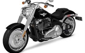 Harley Davidson Fat Boy - Motorradvermietung Genf