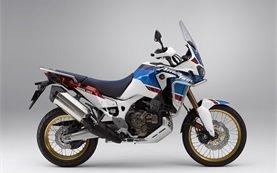 2018 Honda CRF1000L AFRICA TWIN motorbike rental in Geneva