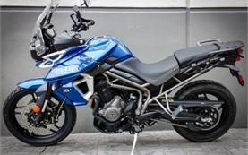 Triumph Tiger XRx 800 - аренда мотоцикла Барселоне