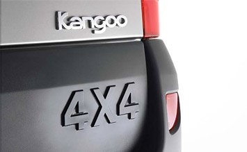 2005 renault kangoo 4x4 1 6 car hire in sofia cheap car rental bulgaria. Black Bedroom Furniture Sets. Home Design Ideas