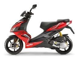 Aprilia SR50 - alquiler de scooters Bulgaria