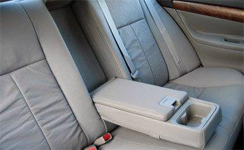 Задни седалки » 2006 Шевролет Еванда