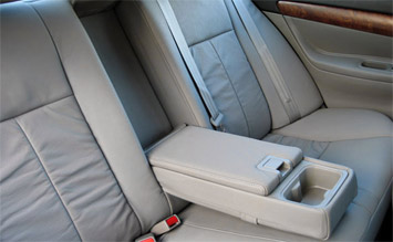 Back seats » 2006 Chevrolet Evanda