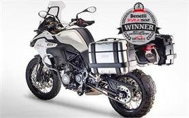Benelli TRK 502 - аренда мотоцикла в Болгарии