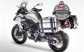 Benelli TRK 502 - наем на мотоциклет в България