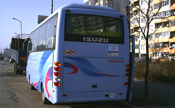 Best Price Guarantee » 2015 Isuzu Turkuaz 31+1 seats