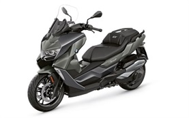 BMW C 400 GT - scooter rental in Milan