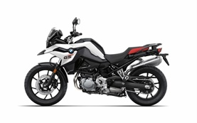 BMW F 750 GS  motorbike rental in Germany