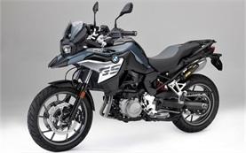 BMW F 750 GS Motorradvermietung Italien