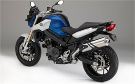 BMW F 800 R - motorbike rental in Nice