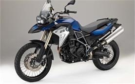 BMW F 850 GS ADVENTURE - alquilar una motocicleta en Cerdena