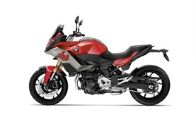BMW F 900 XR - rent bike Spain