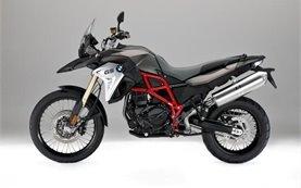 BMW F800 GS - мотоцикл напрокат Франции Кан