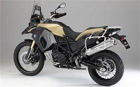 BMW F800 GS мотоцикл напрокат Испании