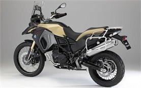 BMW F800 GS rent a bike in Malaga