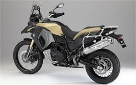 2013 BMW F800 GS мотоцикл напрокат Испании