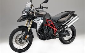 BMW F800 GS - rent a motorcycle in Milan