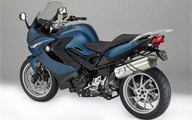BMW F800 GT - Motorrad mieten in Rom