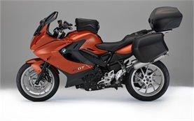 BMW F800 GT мотоцикл напрокат Испания